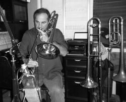 Alan Kaplan recordiing